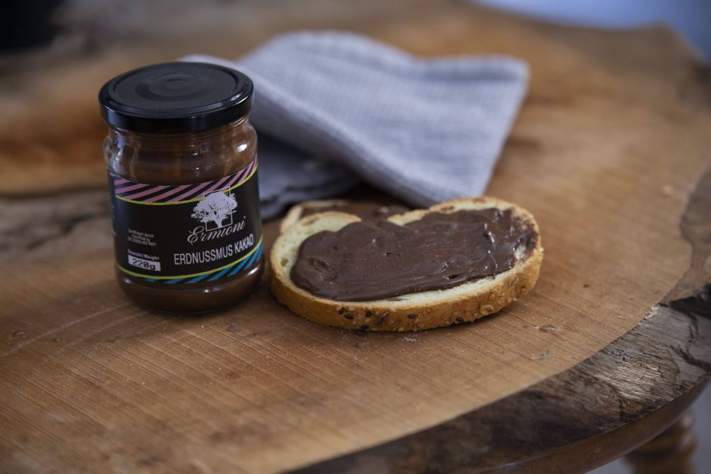 cacao peanut butter