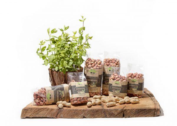 Erdnüsse 3